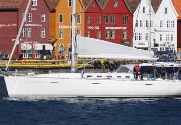 Opplev Bergen fra fjorden