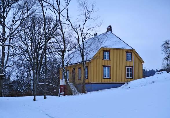 Berg - Kragerø Museum