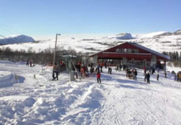 Ørskogfjellet Ski Centre