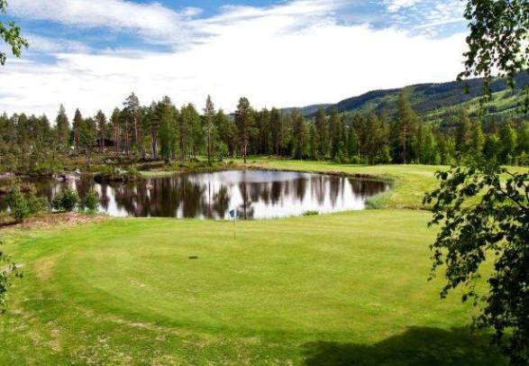 Hemsedal Golf Alpin
