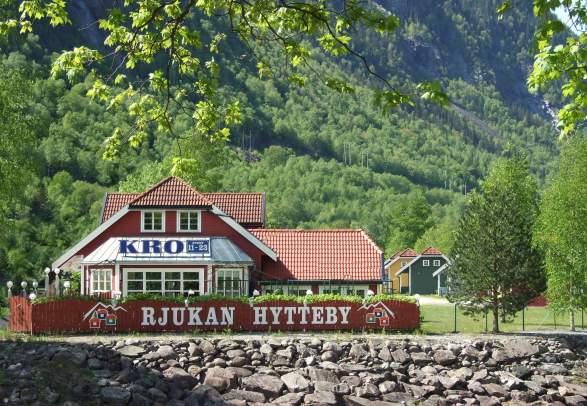 Rjukan Hytteby Kro