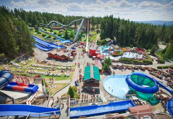 Bø Sommarland Waterpark