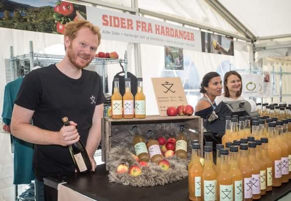 Bergen Matfestival - food festival
