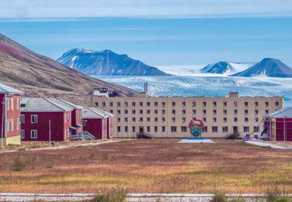Båttur Pyramiden - Poli Arctici