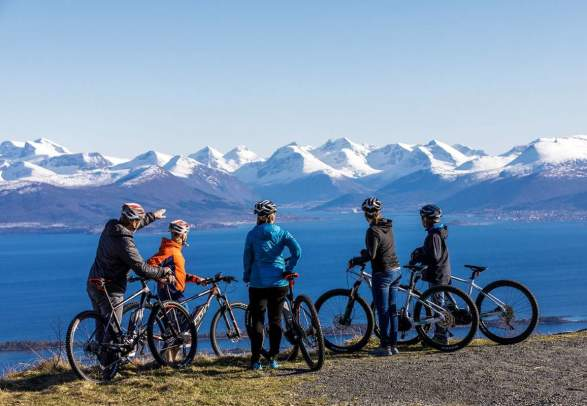 Rent e-bike in Molde