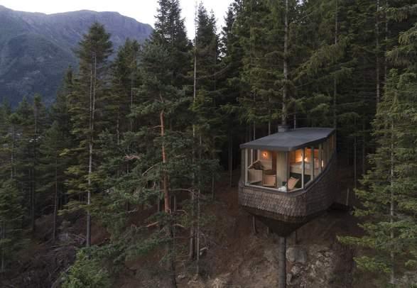 Woodnest - Odda Treehouse