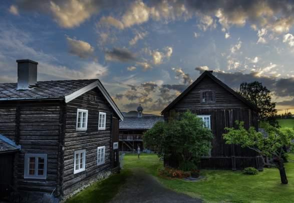 Sygard Grytting - historic hotel