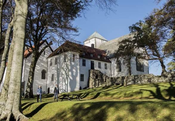 Ausflug ins Kloster Utstein