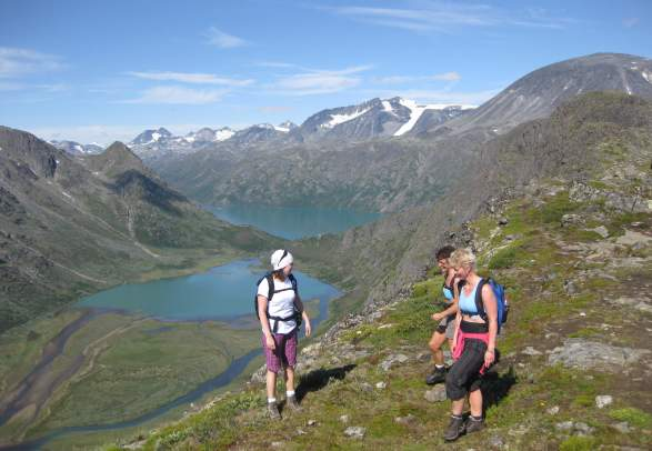 Walking in Valdres, National Park Jotunheimen | Discover Norway