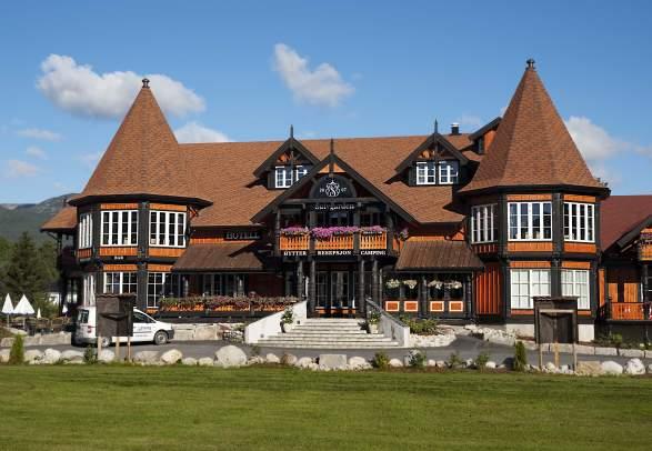 Sølvgarden Hotell & Feriesenter