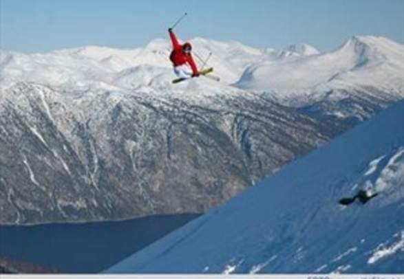Strandafjellet Ski Resort