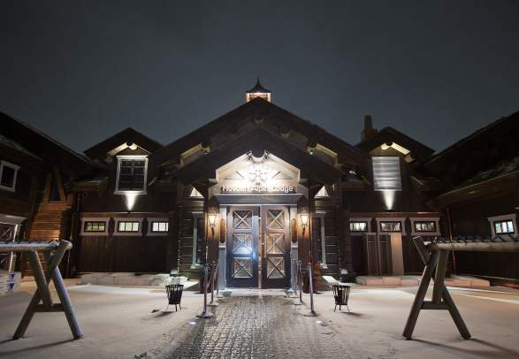 Hovden Alpin Lodge, Restaurant