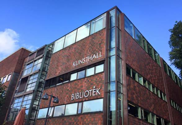 Art exhibition at Kristiansand Kunsthall: Game of Life IV