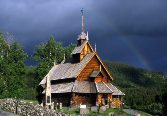 Eidsborg stavkyrkje