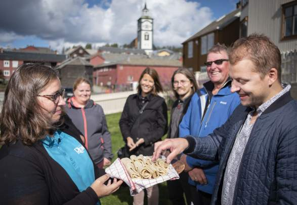 Local Food Safari in Røros