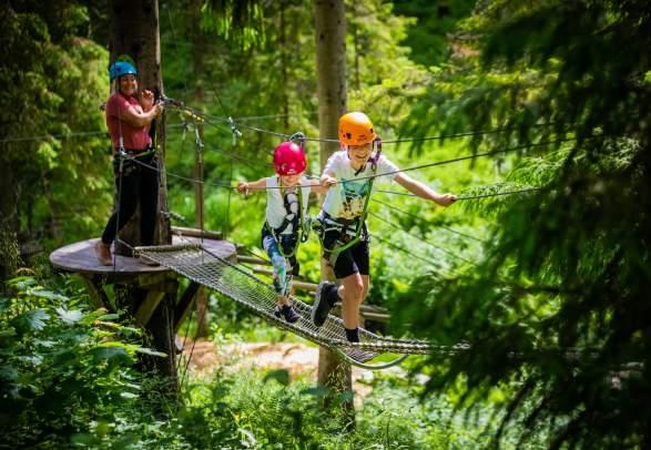 Aktivitetspark Høyt og Lavt