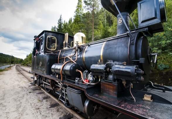 Setesdalsbanen Railway line