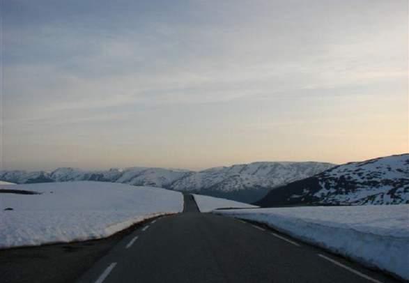 La Carretera de Aurland