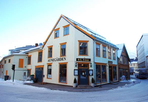 Aunegården AS