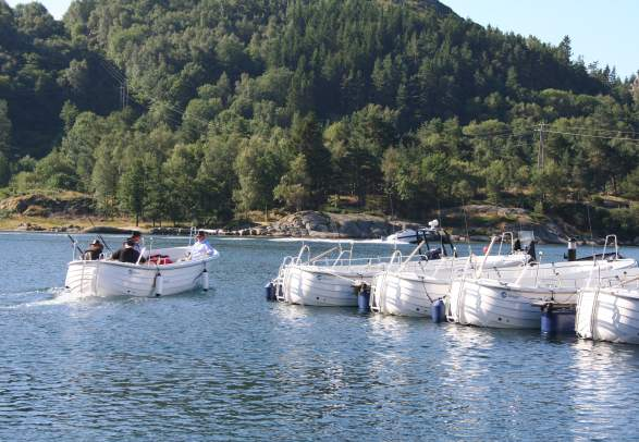 Fiskeferie - Farsund Resort - Vinter