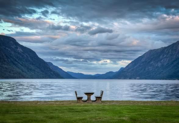 Sandviken Camping as