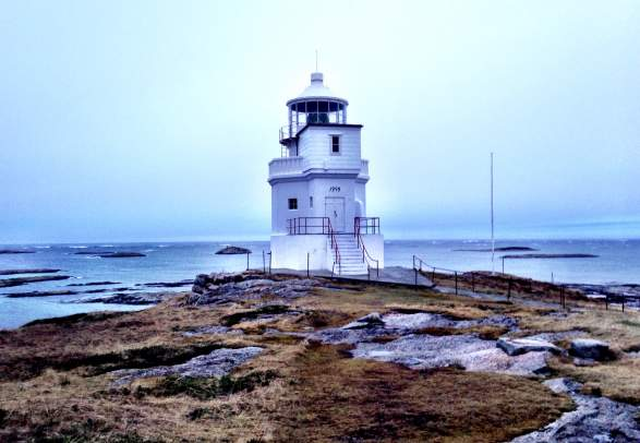 Explore the archipelago of Hitra and Frøya