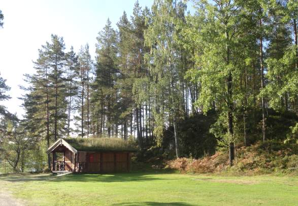 Campingplatz Kilefjorden Camping
