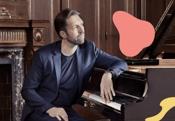 Andsnes plays Mozart in Kilden teater og konserthus