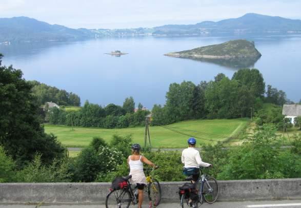 Fjord- og fjellturen (76 km)