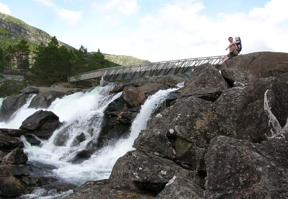 Gaularfjellet Nasjonal Turistveg