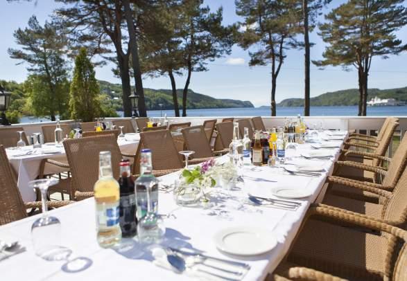 Rosfjord Hotel - Konferenz