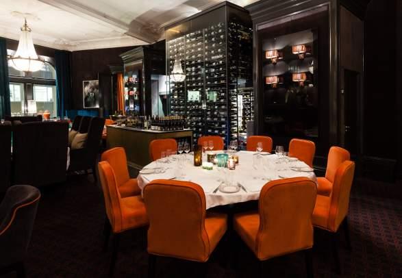Restaurant Eik Annen Etage