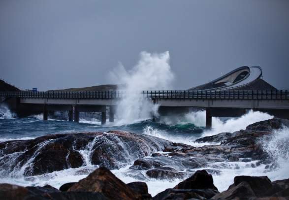 The Atlantic Road - The National Tourist Route