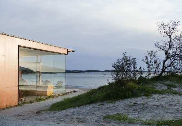 Strandbaren, Stokkøya Sjøsenter