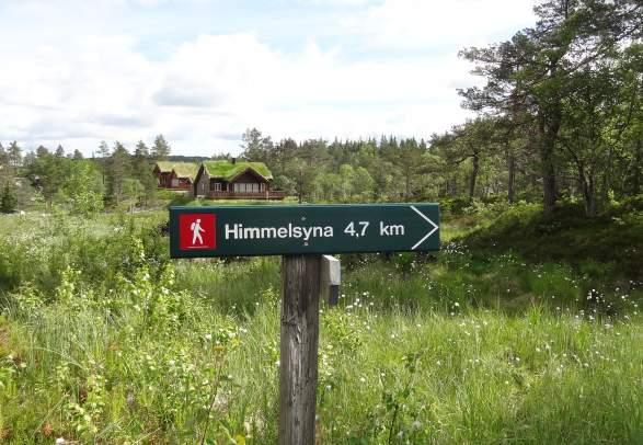 Himmelsyna, 649 m