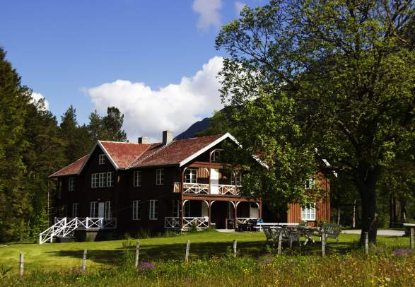 Phillipshaugen Lodge