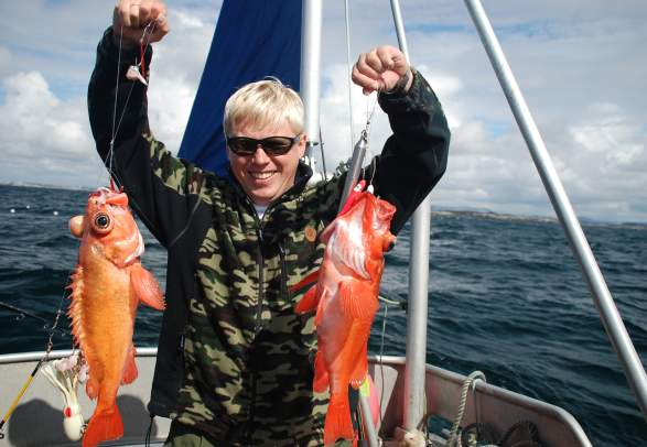 Jandis: Fishing and guided tours in Bergen