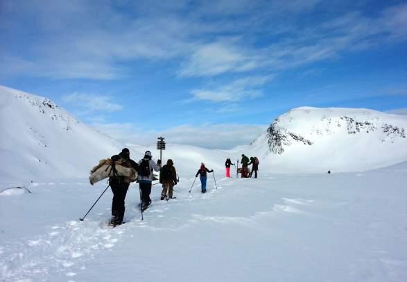 Fjord snow shoe week | Norway Adventures