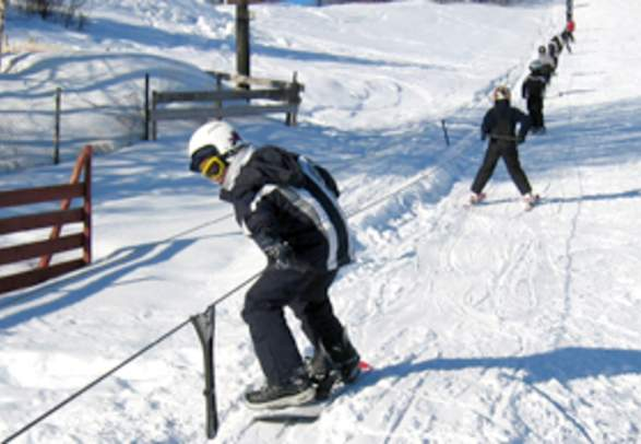Aasgjerdet Alpine and toboggan run