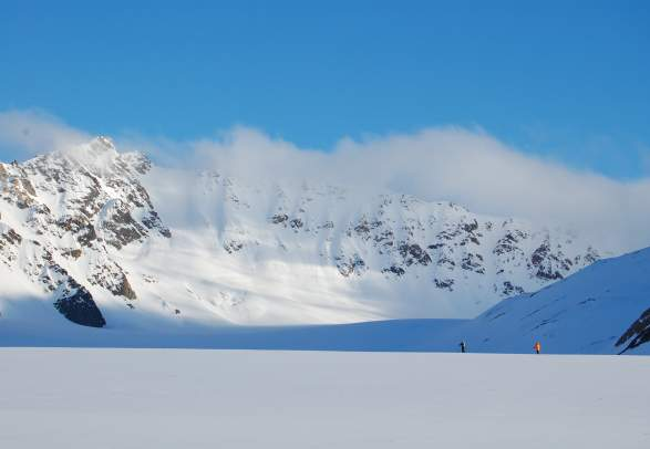 Oscar II ski expedition 8 days: Sommerskitur fra Ymerbukta til Ekmanfjorden - Svalbard Wildlife Expeditions