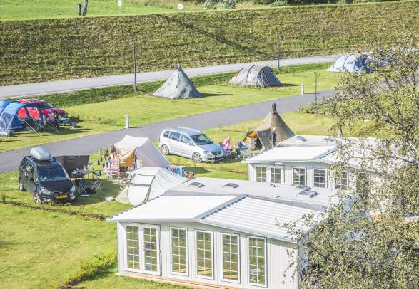 Camping in Hallingdal Feriepark