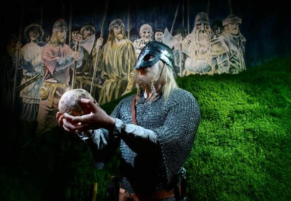 Homeland of the viking kings