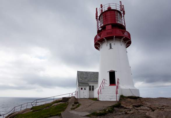 Accommodation Lindesnes Lighthouse