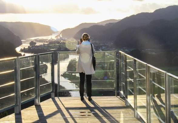 Utsikten Hotell Kvinesdal