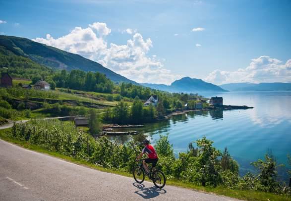 Norwegische Landschaftsrouten Hardanger