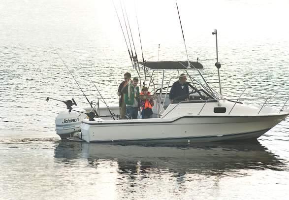 Fiskeguide i Haldenvassdraget