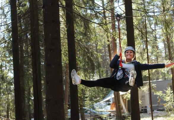 Oslo Climbing Park