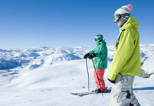 Haukelifjell Ski
