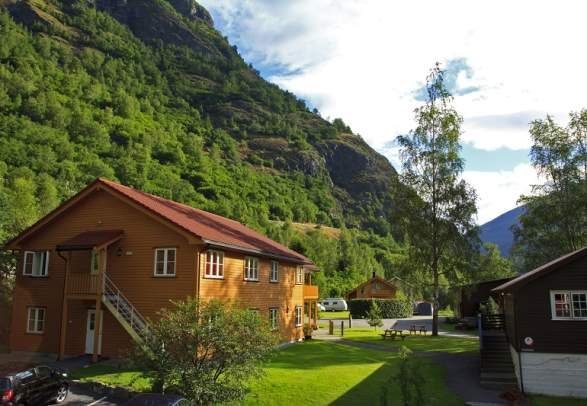 Flåm Camping and Youth Hostel