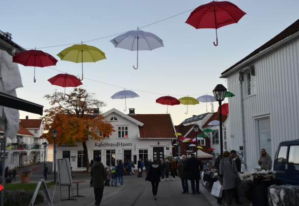 A night of Cultural Events in Lillesand